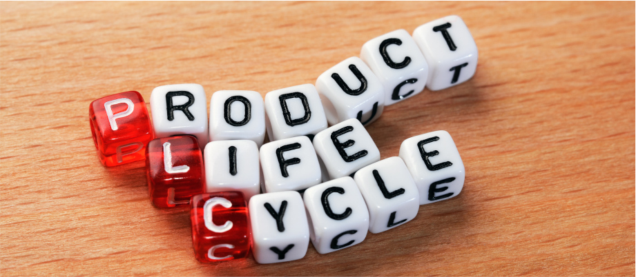 PIM for Product Life Cycle Management Banner